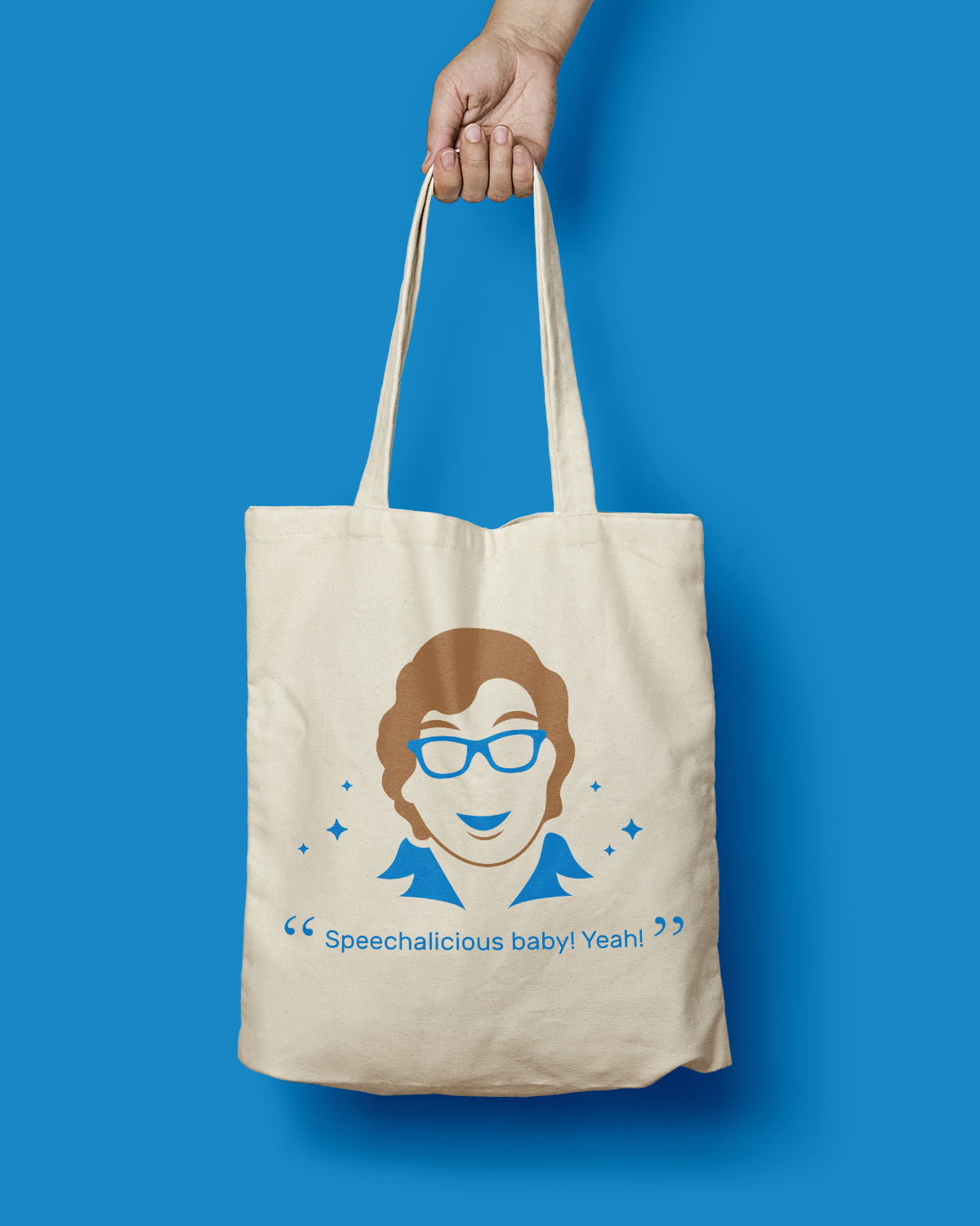 Invo Health: Vector Illustrations on Tote Bags