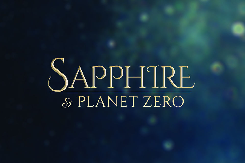 Sapphire and Planet Zero: Nameplate Design